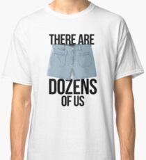 Tobias Funke Nevernude Dozens of Us Classic T-Shirt