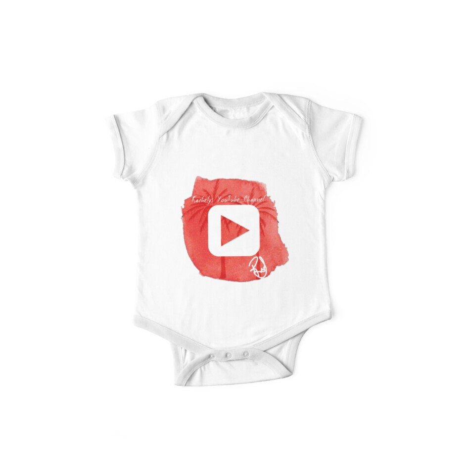 'Rachelys YouTube Channel' Kids Clothes by Rachelys Becerril Negron