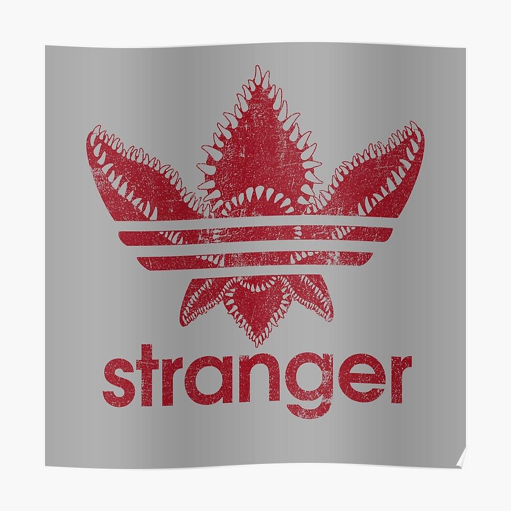 Stranger Athletic Poster
