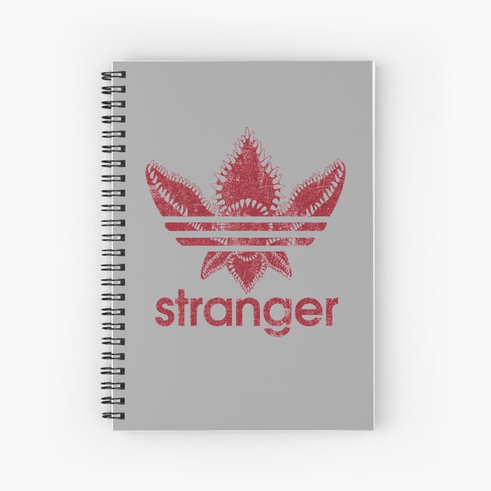 Stranger Athletic Spiral Notebook