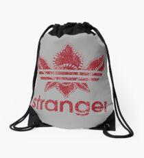 Stranger Athletic Drawstring Bag
