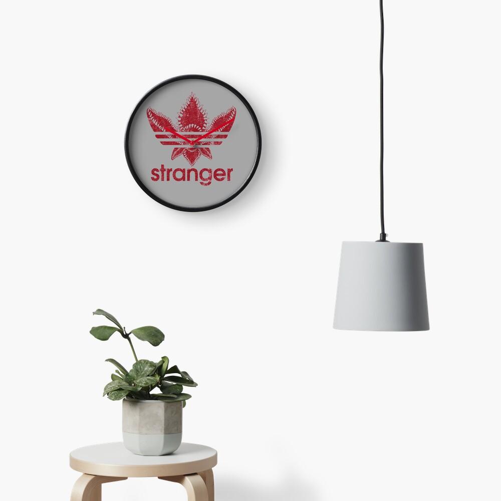 Stranger Athletic Clock