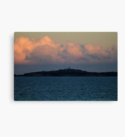Before the Sunset -Montague Island- Canvas Print