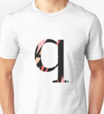 RAINBOW PASTELS -Q T-Shirt