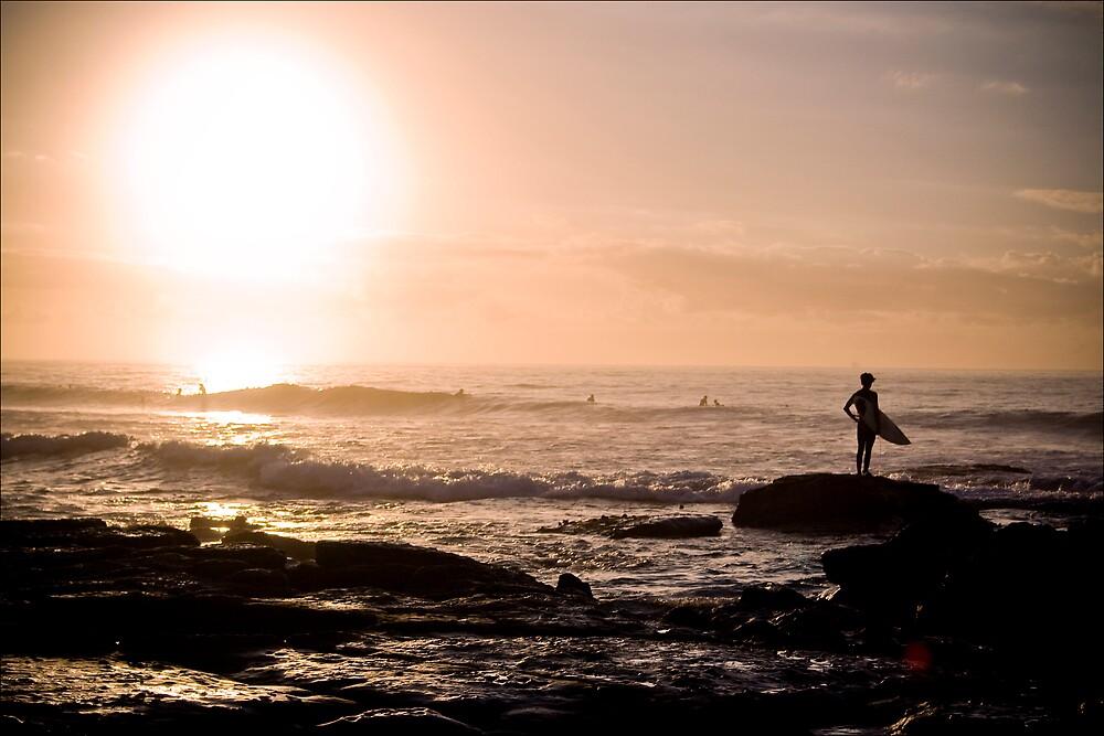 Good Morning Ocean by Rae Marie Threnoworth