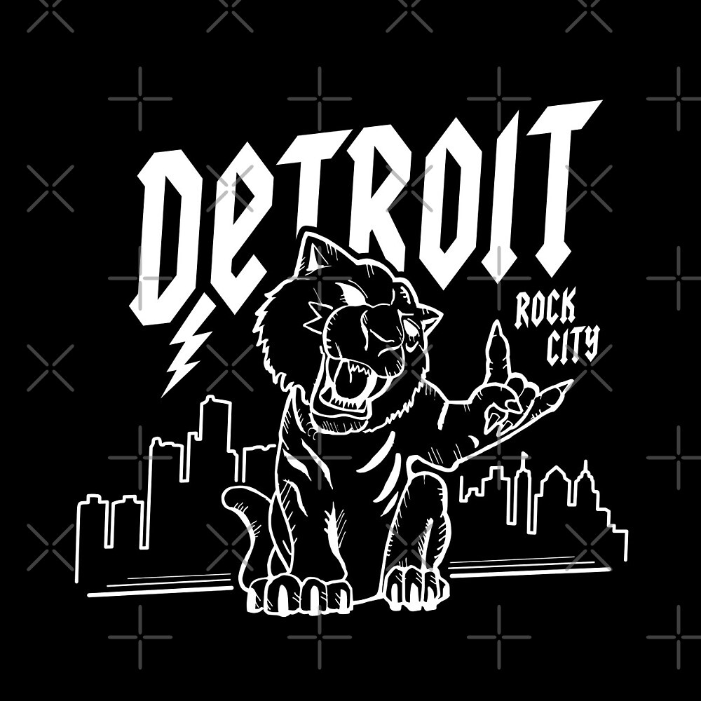 Detroit Rock City by thedline