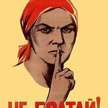 Cartel de la traición soviética de michaelwpg
