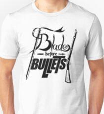 RPG - Blades before Bullets T-Shirt