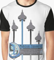 MOBIUS SQUADRON (Ace Combat 04: Shatterd Skies)  Graphic T-Shirt