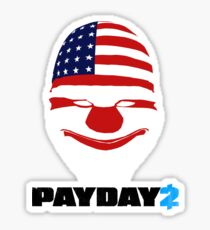Dallas - Payday Sticker