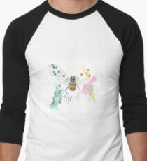 Honey Bee Abstract T-Shirt