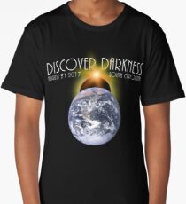 Discover Darkness South Carolina - Path of Totality 2017, Total Solar Eclipse 2017 Long T-Shirt
