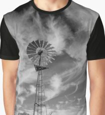 Wispy mill Graphic T-Shirt