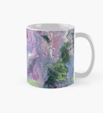 Wisteria Abstract Mug
