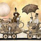 Coffee Brigade by WinonaCookie