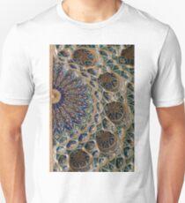 Roof detail, Amur Timur Mausoleum, Samarkand T-Shirt