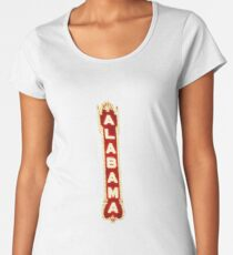 Alabama Theater Women's Premium T-Shirt