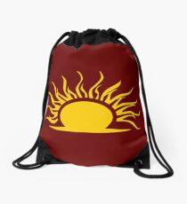 Mythic Dawn Symbol  Drawstring Bag