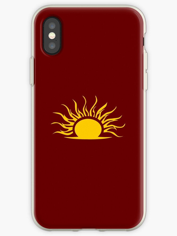 'Mythic Dawn Symbol ' iPhone Case by TheArtArmature