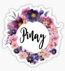 Pinay Sticker