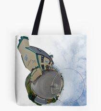 Biddy's House - the Crossroads Pub, Glencolmcille(Sky Out) Tote Bag