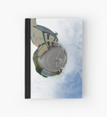 Biddy's House - the Crossroads Pub, Glencolmcille(Sky Out) Hardcover Journal