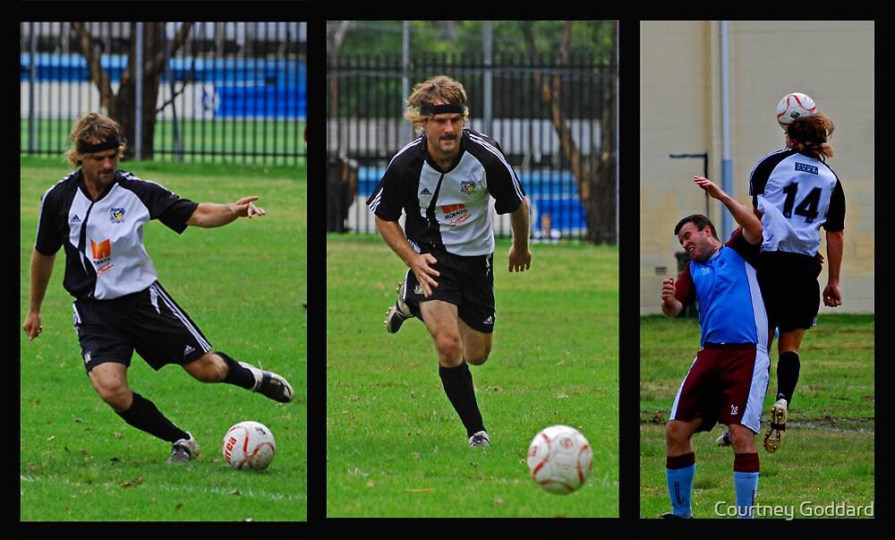 James's Soccer by Courtney Goddard