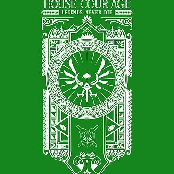 House of Courage by JustJoshDesigns