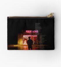 bts - suga first love Studio Pouch