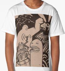 Urban Art Long T-Shirt