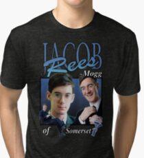 JACOB REES-MOGG VINTAGE T-SHIRT Tri-blend T-Shirt