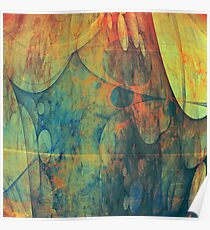 Abstract composition 139 Poster