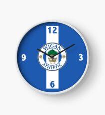 Wigan Athletic Clock