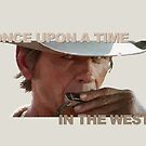 Once Upon A Time In The West - Bronson by ecchy