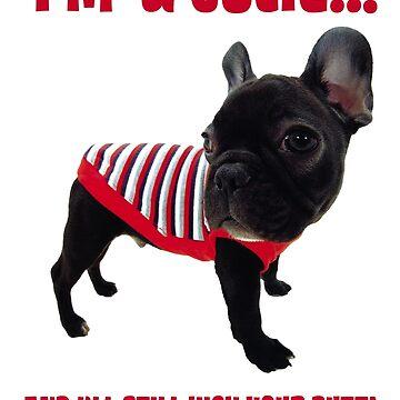 French Bulldog Cutie by TMan74