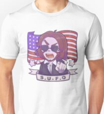 I want you to S.U.F.O. Unisex T-Shirt