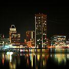Baltimore Inner Harbor by ScottH711