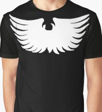 Eagle Wings Graphic T-Shirt