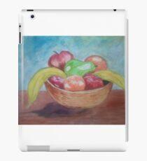 the fruit basket iPad Case/Skin