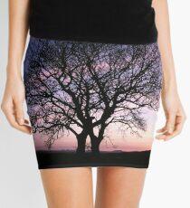 Two Trees embracing Mini Skirt