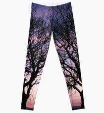 Two Trees embracing Leggings
