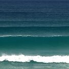 Sea Lines by Rob Brooks