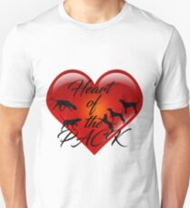 Heart of the Pack Unisex T-Shirt