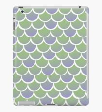 mermaid scales iPad Case/Skin