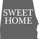 Sweet Home (gray) by Jeffrey S. Rease