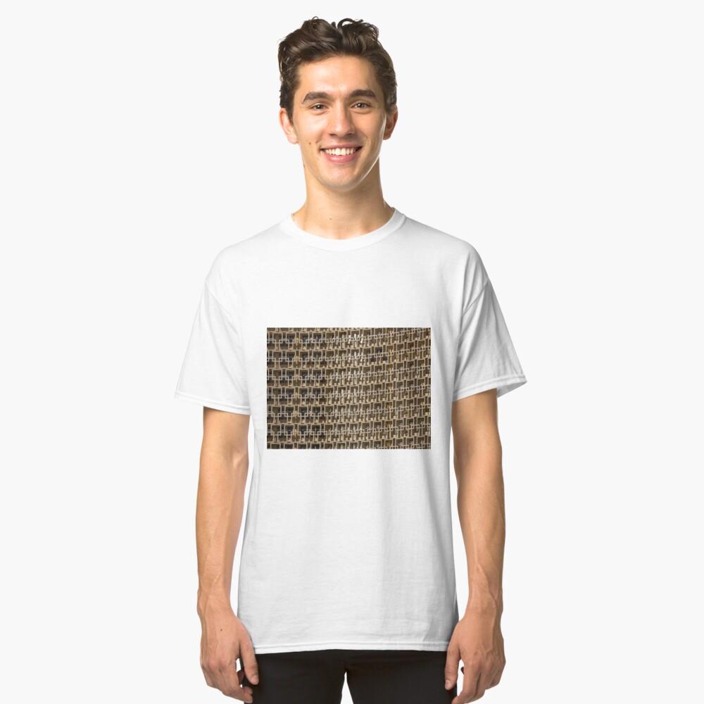 Uzbekistan Hotel, detail Classic T-Shirt Front