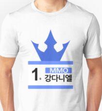 PRODUCE 101 #1 MMO KANG DANIEL Unisex T-Shirt