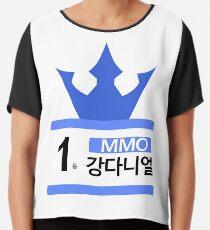 Blusa PRODUCE 101 # 1 MMO KANG DANIEL