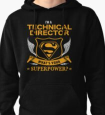 TECHNICAL DIRECTOR BEST COLLECTION 2017 Pullover Hoodie