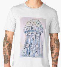 Baroque Turtle #2 Men's Premium T-Shirt